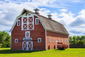 barn in farm - outbuildings-barns-cabanas-shops - home inspection fort worth texas