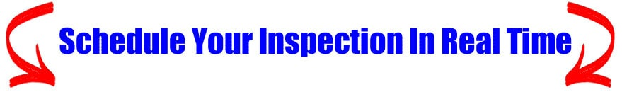 South Fort Worth Home Inspection schedule real time