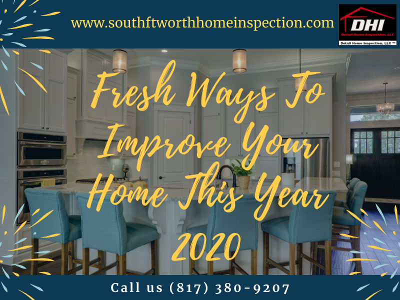 Detail Home Inspection year 2020