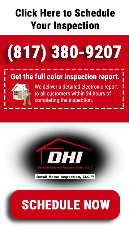 Schedule your Home inspection Fort Worth TX today!