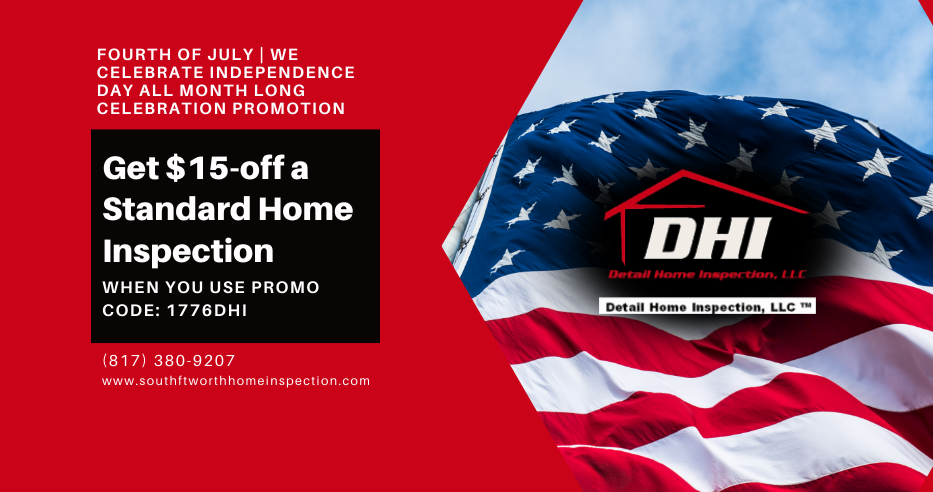 DHI Fourth of July Promo Code - CODE: 1776DHI